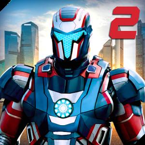 دانلود Iron Avenger 2 : No Limits 2.0 – بازی رقابتی آونگر اندروید