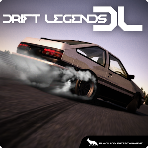 دانلود Drift Legends 1.9.4 - بازی جذاب و مسابقه ای اسطوره های دریفت اندروید