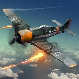 دانلود Tap Flight Wings : Beyond Tail - WW2 2.47 - بازی بال های پرواز اندروید