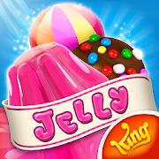 دانلود Candy Crush Jelly Saga 2.56.19 - بازی کندی کراش جلی ساگا اندروید
