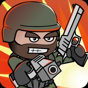 دانلود Doodle Army 2 : Mini Militia 5.3.4 - بازی اکشن جنگ ارتش احمق اندروید