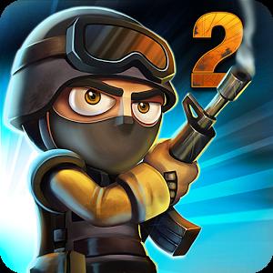 دانلود Tiny Troopers 2: Special Ops 1.4.8 - بازی سربازان نیم وجبی اندروید
