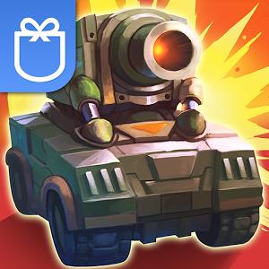 دانلود Touch Tank 1.3.1 - بازی هیجان انگیز تانک ها اندروید