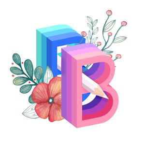 دانلود Becolor – Creative Coloring Book Prime 1.0 - برنامه کتاب رنگ آمیزی اندروید