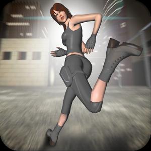 دانلود Run Lucy Run 1.09 - بازی اکشن و فوق العاده فرار لوسی اندروید