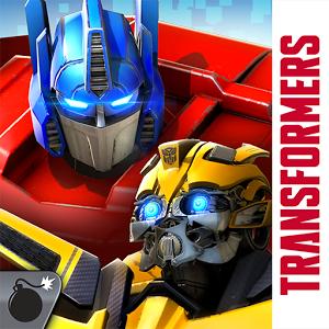 دانلود TRANSFORMERS: Forged to Fight 8.5.1 - بازی اکشن مبارزه خوفناک ربات ها اندروید