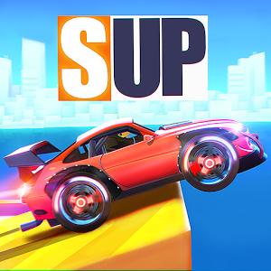 دانلود SUP Multiplayer Racing 2.2.8 - بازی مسابقه ای ماشین سواری اندروید