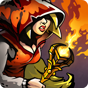 دانلود Bravium - Hero Defense RPG 1.1.1 – بازی اکشن اندروید