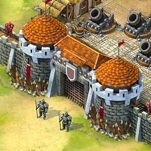 دانلود Citadels 18.0.4 - بازی استراتژیک قلعه نظامی اندروید