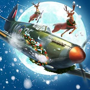 دانلود War Wings 5.6.63 - بازی اکشن نبرد هواپیمای جنگی اندروید