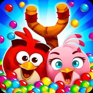 دانلود Angry Birds POP Bubble Shooter 3.93.0 – بازی انگری بیردز پاپ اندروید