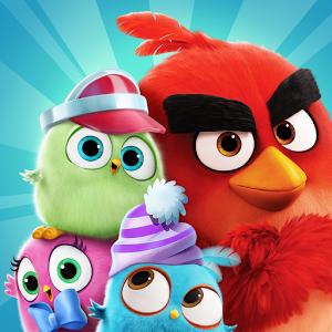 دانلود Angry Birds Match 4.8.0 – بازی جورچین پرنده های خشمگین اندروید