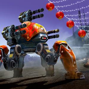 دانلود War Robots 7.0.1 - بازی ربات های جنگی اندروید