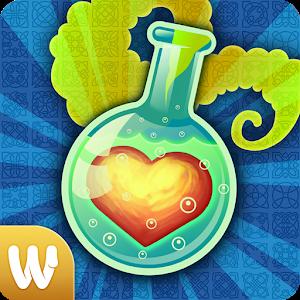 دانلود Love Alchemy:A Heart in Winter 1.0 – بازی فکری کیمیاگر عاشق اندروید