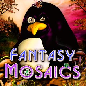 دانلود Fantasy Mosaics 1.0.5 - بازی خارق العاده موزاییک های دوست داشتنی و فانتزی اندروید