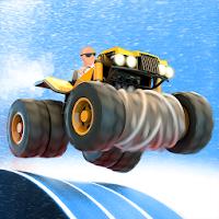 دانلود Prime Peaks 28.1 – بازی تپه نوردی با ماشین اندروید