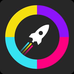 دانلود Color Switch 1.99 – بازی کم حجم و اعتیاد آور کالر سوئیچ اندروید