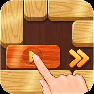 دانلود Unblock Master 1.5 - بازی پازل راه چوبی اندروید