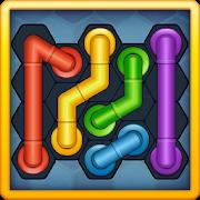 دانلود Pipe Lines : Hexa 20.0811.09 - بازی پازلی اتصال لوله ها برای اندروید