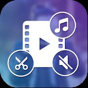 دانلود Video To MP3: Mute Video /Trim Video/Cut Video 1.17 - برنامه تبدیل ویدئو به MP3 اندروید