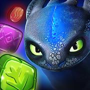 دانلود 1.19.10 Dragons: Titan Uprising - بازی پازلی اژدهایان اندروید