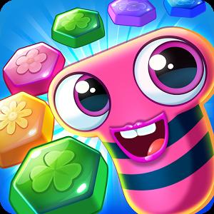 دانلود Bee Brilliant Blast 1.29.0 - بازی انفجار زنبور های عسل اندروید