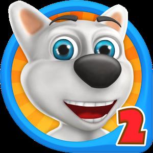 دانلود 3.7 My Talking Dog 2 - Virtual Pet - بازی سگ سخنگو اندروید