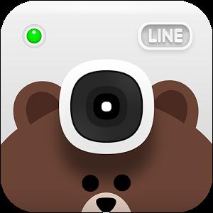 دانلود LINE camera 14.2.15 – لاین کمرا بامزه کردن تصاویر لاین اندروید