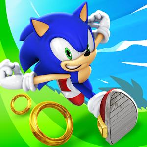 دانلود Sonic Dash Go 4.8.1 - بازی سونیک برای اندروید