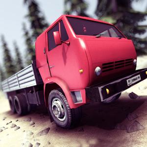 دانلود Truck Driver crazy road 2.2.5 – بازی رانندگی کامیون اندروید